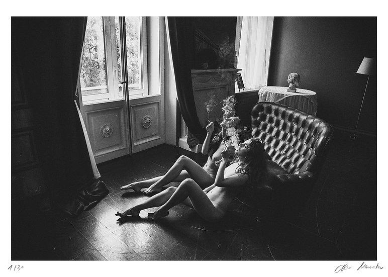 Alex Manchev - When nobody is watching