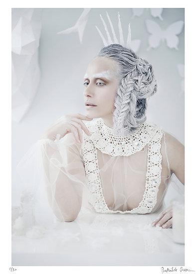 Mathilde Oscar - Snow queen, pensée