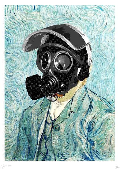 Van Gogh Mask
