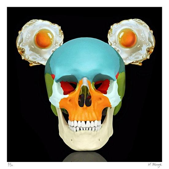 Mr Strange - Crâne d'oeuf IV