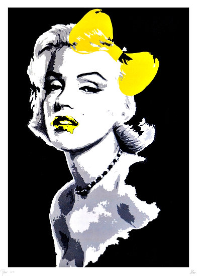 Marylin Drip Yellow