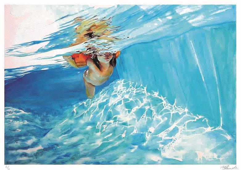 Maude Ovize - Entre deux eaux 2