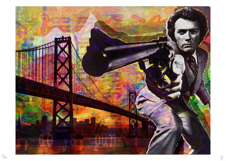Vincent Sabatier - Dirty Harry