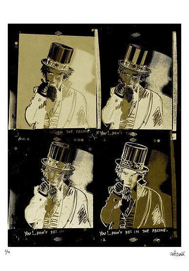 Michel Hosszù - Uncle Sam X 4 2