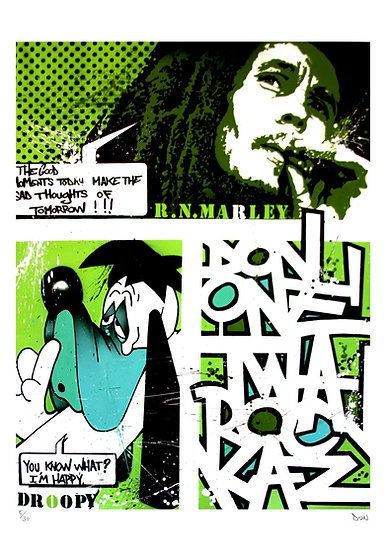 Don - Robbert Nesta Marley vs Droopy