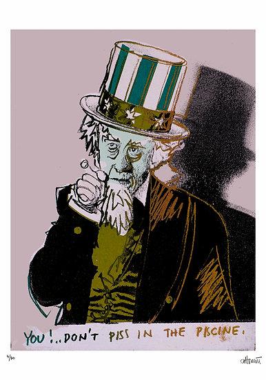 Michel Hosszù - Uncle Sam 3