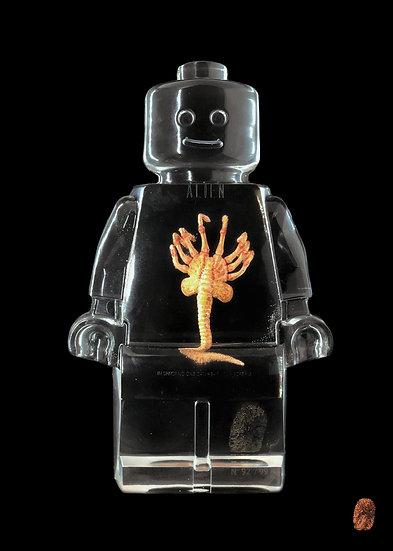 Vincent Sabatier - Roboclusion - Alien