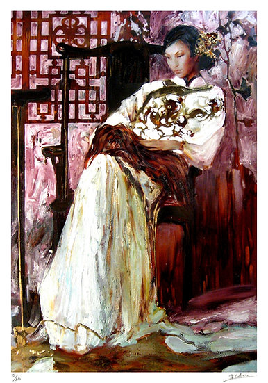 Dasha Kandinsky - Yin