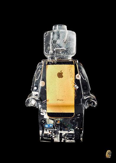 Vincent Sabatier - Roboclusion - iPhone 1