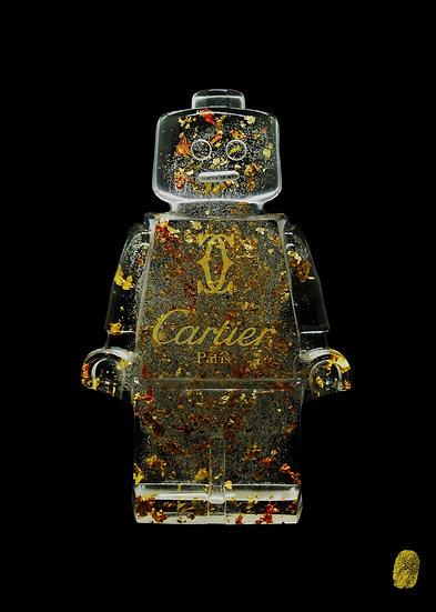 Vincent Sabatier - Roboclusion - Cartier Gold