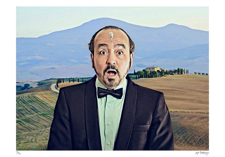 Mr Strange - Cazzo de Piccione!