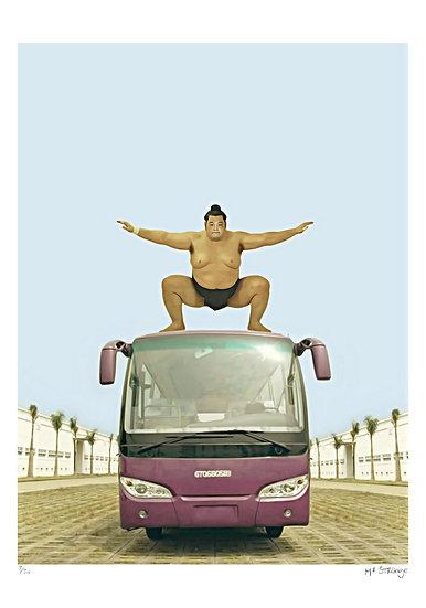 Mr Strange - Le Bus japonais