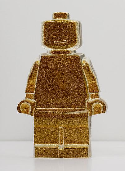 Vincent Sabatier - Roboclusion - Gold paillette