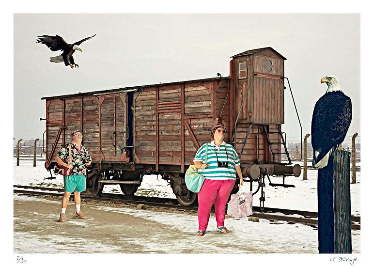Mr Strange - Auschwitzland