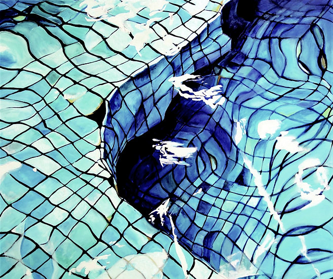 Maude Ovize - Révélation aqueuse