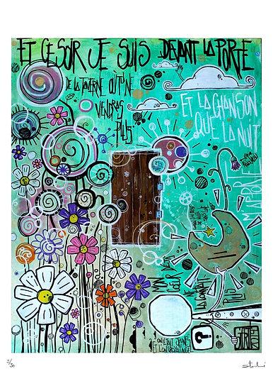 Yohan Storti - Le temps des fleurs