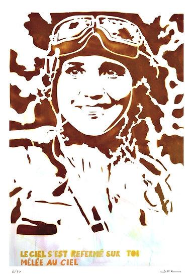 Jean-Michel Zazzi - Lidia, aviatrice - Russie - 1944