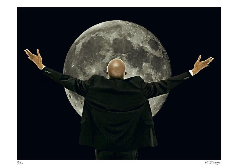 Mr Strange - Moon