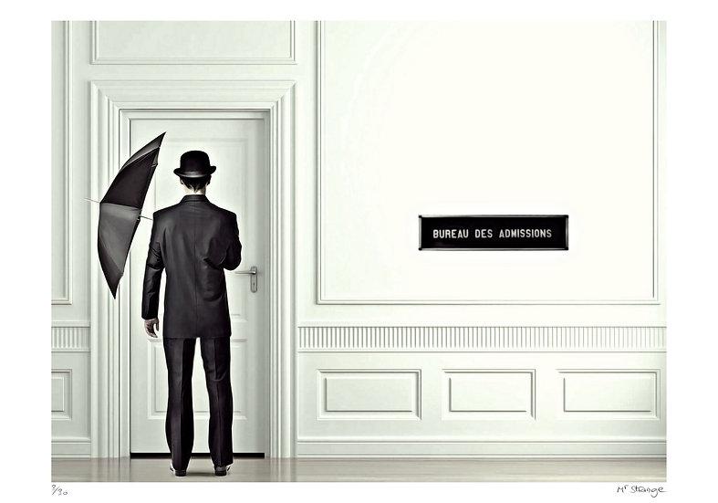 Mr Strange - Le Bureau des admissions I