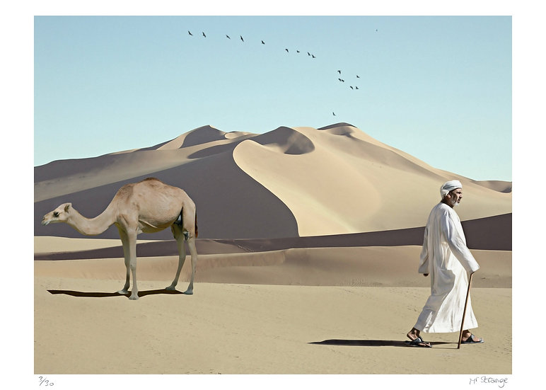 Mr Strange - Direction La Mecque
