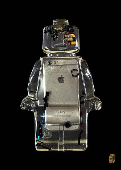 Vincent Sabatier - Roboclusion - iPhone 2