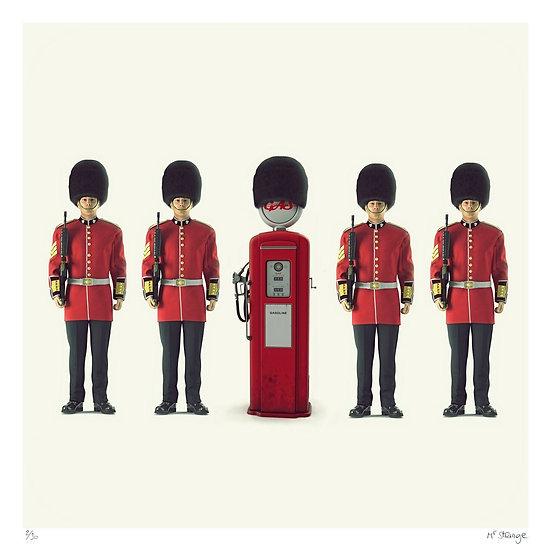 Mr Strange - Queen Elisabeth's Gas Pump