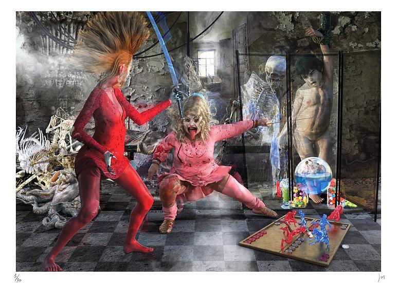Lionel Morateur - Hansel et Gretel