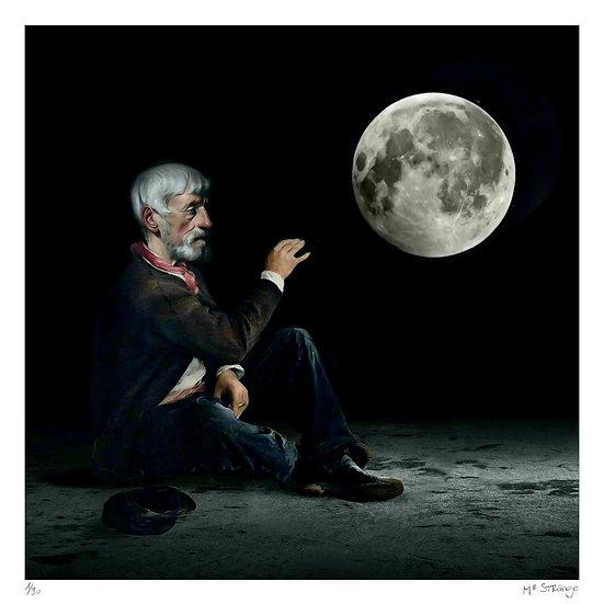 Mr Strange - Dialogue avec la Lune