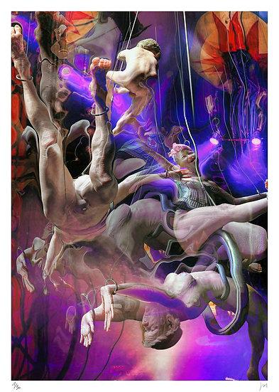 Lionel Morateur - Magic and tragic circus - Où est le corps