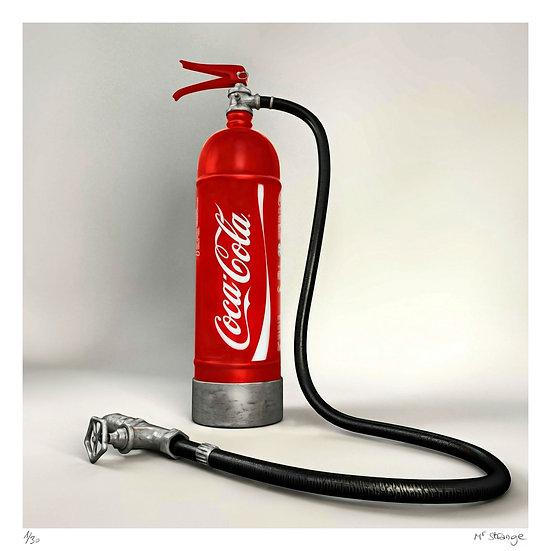 Mr Strange - Coca Fire