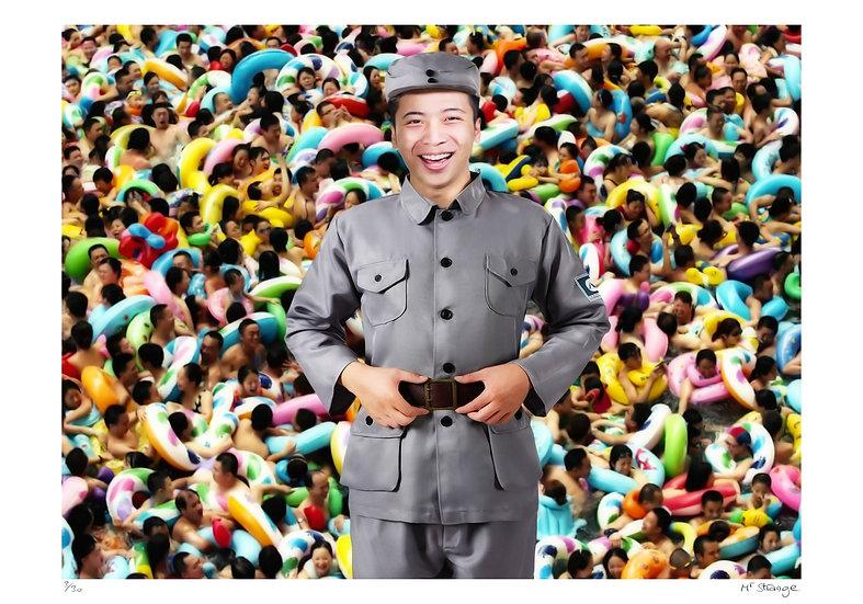 Mr Strange - Chang, le Garde-côte souriant mais débordé
