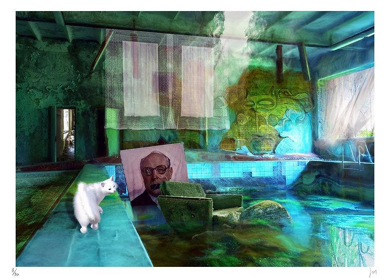 Lionel Morateur - Le chat qui s'en va tout seul