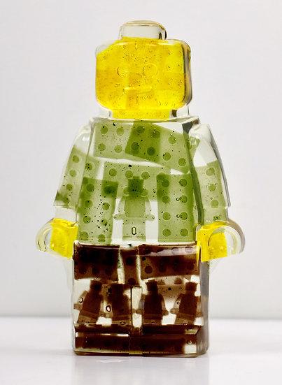 Vincent Sabatier - Roboclusion - Brick Green