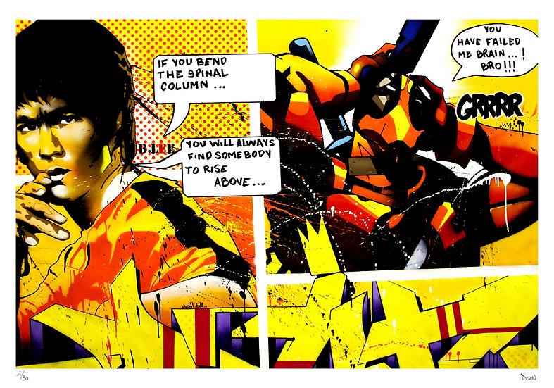 Don - Bruce Lee vs Deadpool