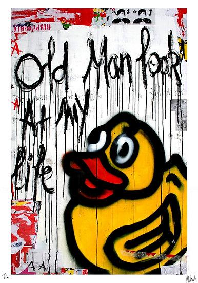 Eric Ullrich - Old man look at my life
