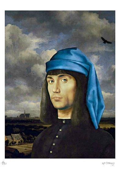 Mr Strange - le Turban bleu