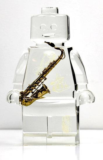 Vincent Sabatier - Roboclusion - Saxo