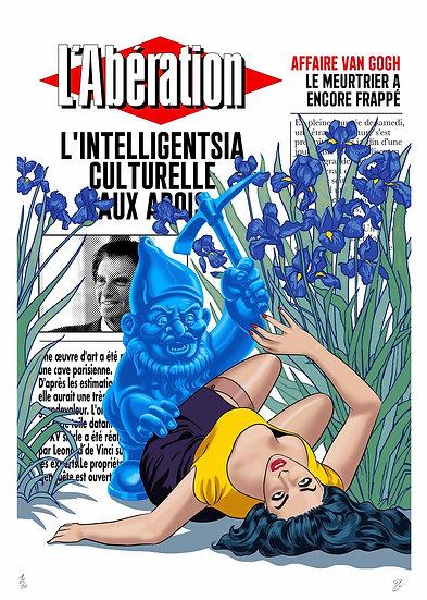 Philippe Grimaud - L'Abération (Blue)