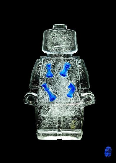 Vincent Sabatier - Roboclusion - Blue chess