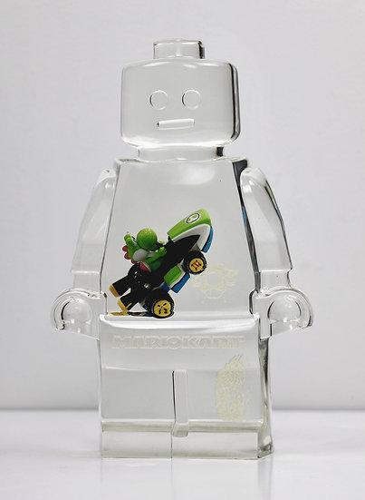 Vincent Sabatier - Roboclusion - Mario Kart E