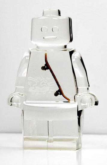Vincent Sabatier - Roboclusion - Keith Haring