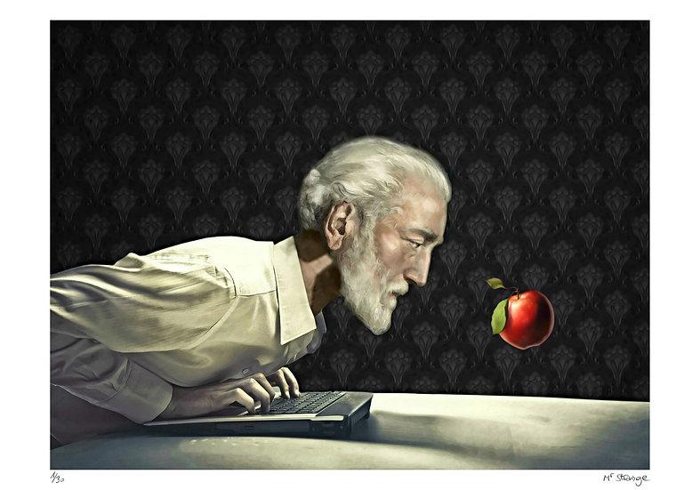 Mr Strange - Apple