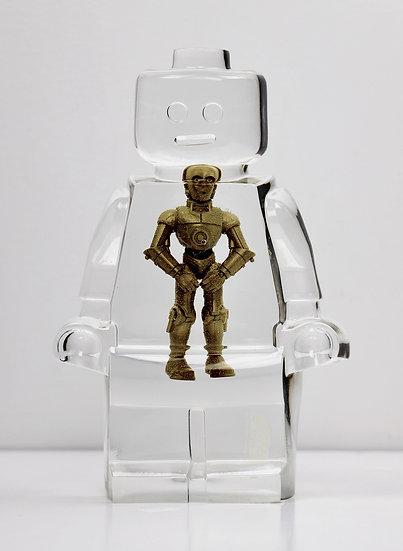 Vincent Sabatier - Roboclusion - C3PO