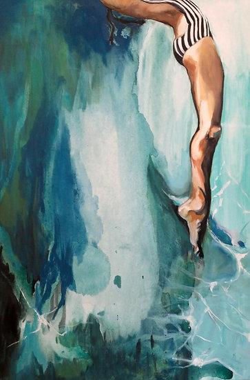 Maude Ovize - Le saut