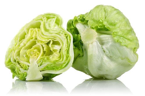 English iceberg lettuce