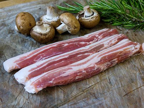 Streaky Bacon (unsmoked)
