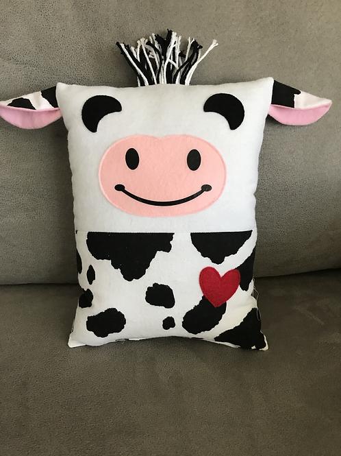 Cow Pillow Buddy