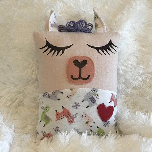 Llama Pillow Buddy