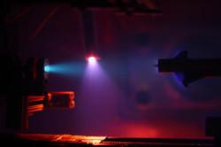 RF ion thruster
