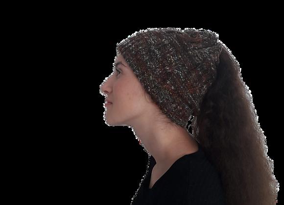 כובע חום